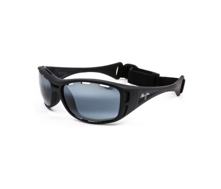 Maui Jim Waterman 410-2M gafas de sol color negro mate 1ud