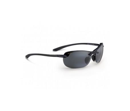 Maui Jim Hanalei 413-02 gafas de sol color negro brillante 1ud