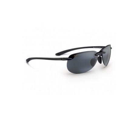 Maui Jim Hapuna 414-02 gafas de sol color negro brillante 1ud