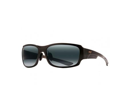 Maui Jim Bamboo Forest  415-02J gafas de sol color negro brillante claro 1ud