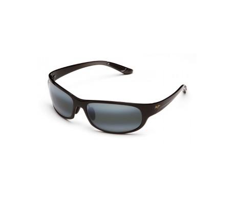 Maui Jim Twin Falls 417-02J gafas de sol color negro brillante claro 1ud