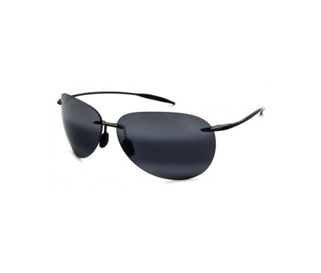 Maui Jim Sugar Beach 421-02 gafas de sol color negro brillante 1ud