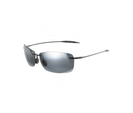 Maui Jim Lighthouse 423-02 gafas de sol color negro brillante 1ud