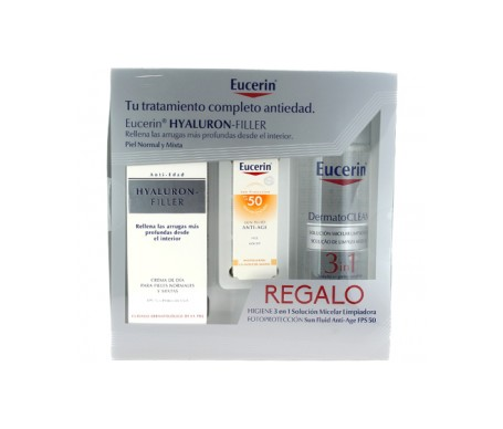 Eucerin™ Hyaluron-Filler pack pour peau normale