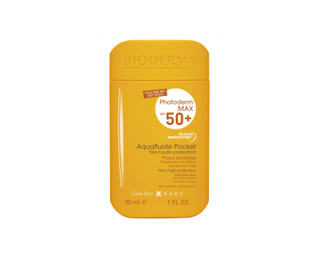 Bioderma Photoderm Max Aquafluide Pocket SPF50+ UVA24 30ml
