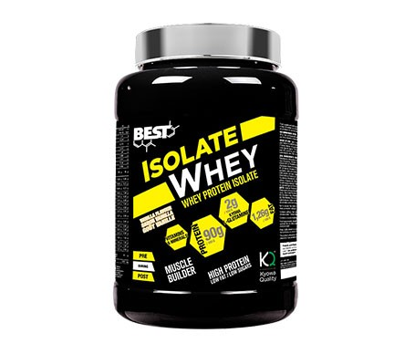 Best Protein Isolated Whey vainilla 900g