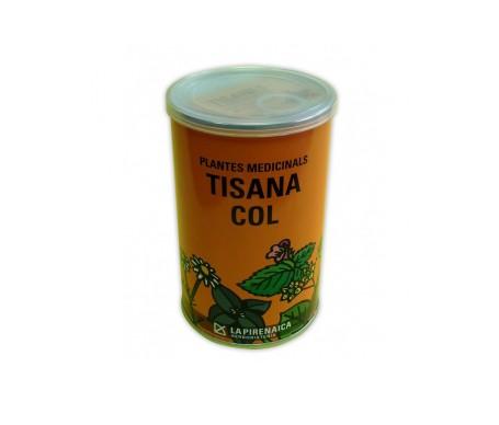 La Pirenaica Tisana Col plantas medicinales 70g