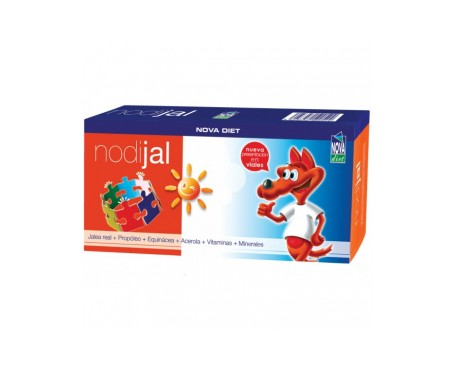 Nodijal 14 Ampollas De 10 Ml