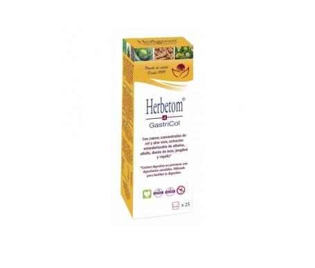 Herbetom 4 Gastricol 250 Ml
