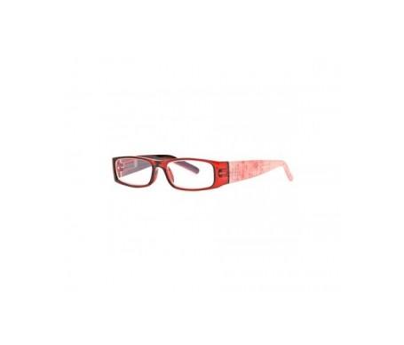 Nordic Vision modelo Orebro color rojo dioptrías +2,50 1ud
