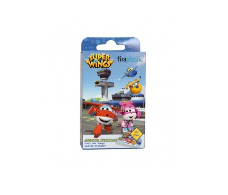 Iberpos Superwings apósitos 2uds