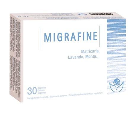 Migrafine Migrañas 30 Capsulas