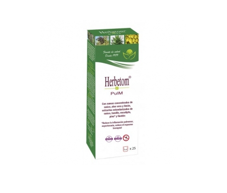 Herbetom 2 PM pulmonar 250ml