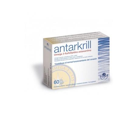 Antarkrill Aceite De Krill 60 Perlas