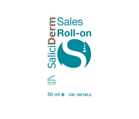 Saliciderm Sales Roll On 50 Ml