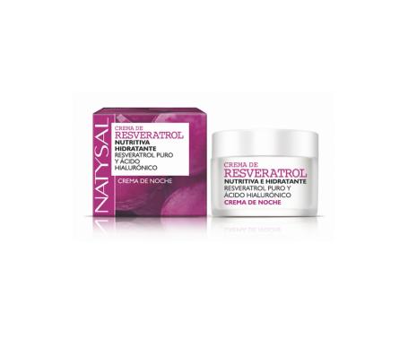 Natysal Crema Natural Resveratrol 50 Ml