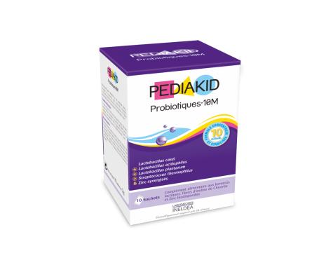 Pediakid Probioticos 10m 10 Sobres