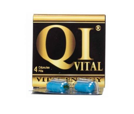Qi Vital Energy 4 Capsulas