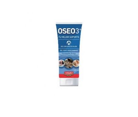 Oseo3+ Gel Efecto Calor 100ml