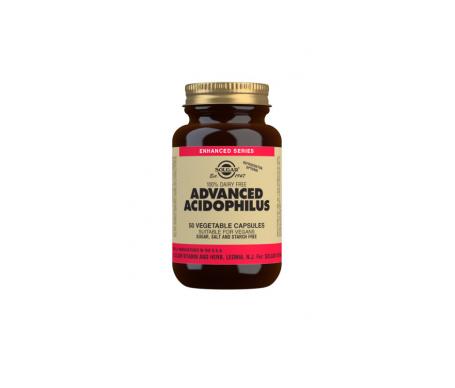 Solgar Acidophilus Avanzado 50cap
