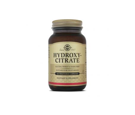 Solgar Acido Hidroxicitrato Hca 250mg