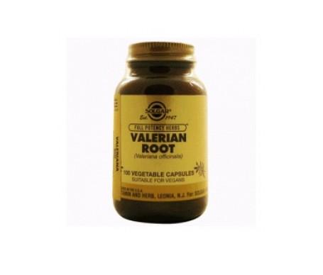 Solgar Cap Valeriana 520mg Solgar