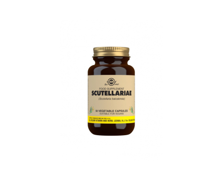Solgar Scutellaria 520mg