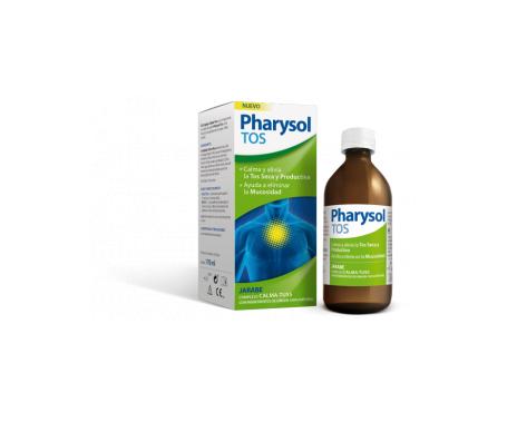 Pharysol Tos jarabe 170ml
