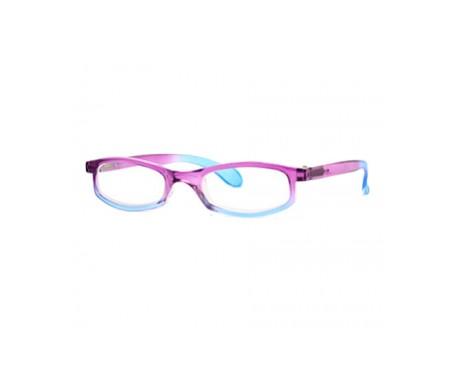 Nordic Vision modelo Kalmar Violet-Blue color violeta y azul dioptrías +2,00 1ud