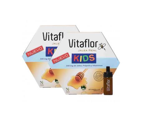 Vitaflor Kids Pack jalea real kids 2x20amp