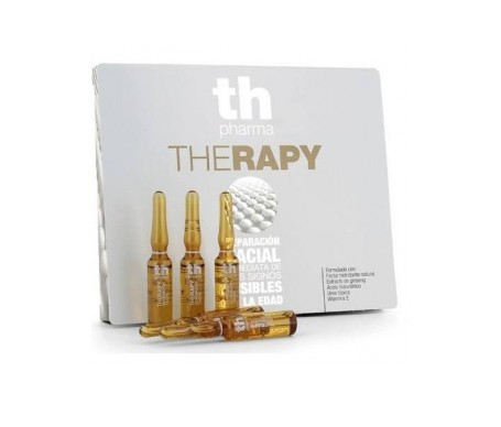 Th Therapy Tratamiento Facial 5x2 Ml