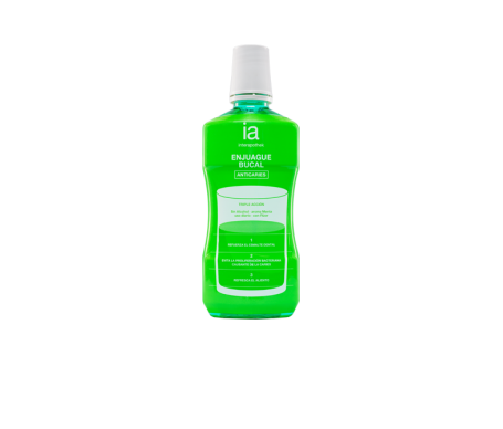 Interapothek Colutorio Anticaries 500 Ml
