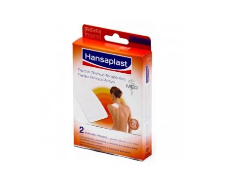 Hansaplast MED Parche Termico Terapeutico T- Gde  4 und
