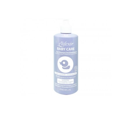 E'lifexir Baby Care gel-champú 500ml