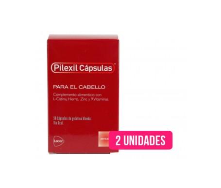 Pilexil® 50cáps+50cáps