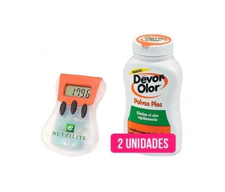 Devor Olor desodorante en polvo para pies 100g+100g + OBSEQUIO