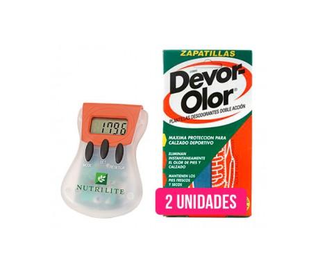 Devor Olor plantillas zapatillas 2uds + OBSEQUIO