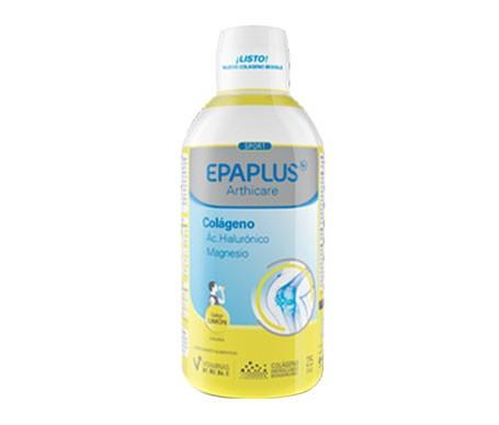 Epaplus Colágeno+ Ác. Hialurónico + Magnesio sabor limón 25 días 1l bebible