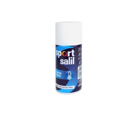 Sport Salil Spray Hielo 150 Ml