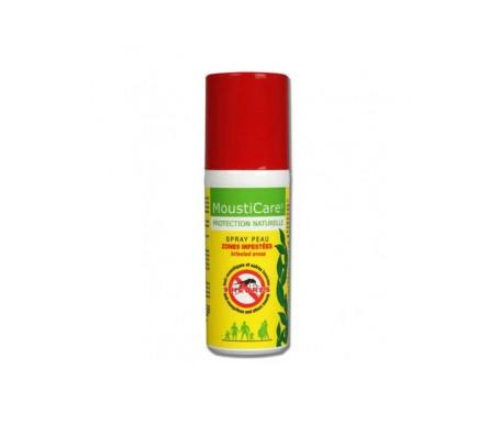 Mousticare Repelente De Insectos Extra Fuerte 8 Horas