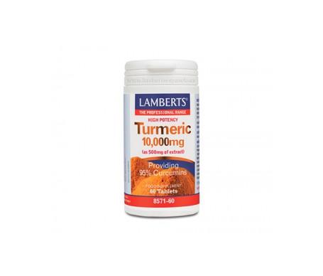 Lamberts Curcuma 10000 Mg 60 Cap