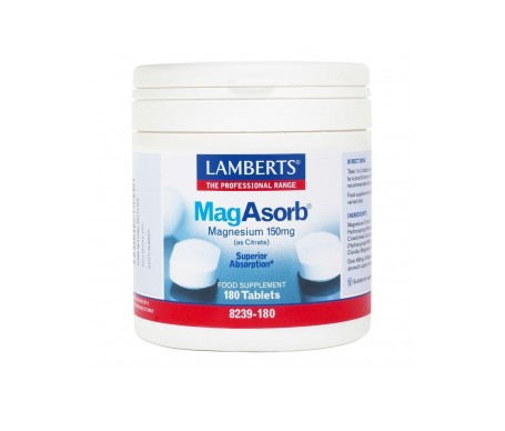 Lamberts Magasorb 180 Comp