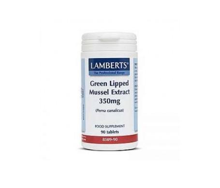Lamberts Mejillon Verde 350 Mg 90 Cap