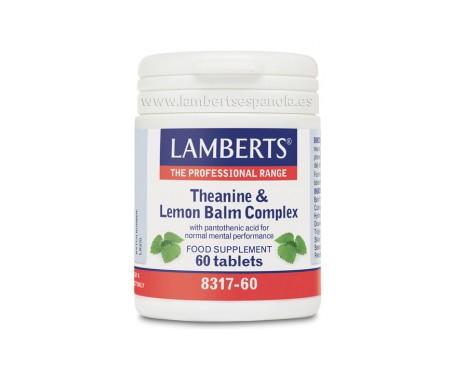 Lamberts Teanina Balsamo Limon