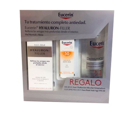 Eucerin® Pack Hyaluron-Filler para pieles normales/mixtas