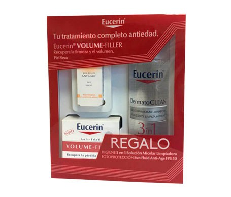 Eucerin™ Volume-Filler Pack for dry skin