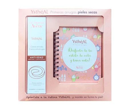 Avène Ystheal Antiedad crema 30ml + Cuaderno de notas y recetas
