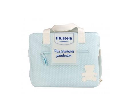 Mustela Bolsa Bebé Mis Primeros Productos azul
