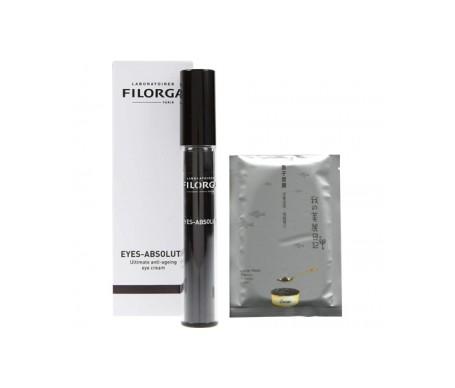 Confezione Filorga contorno occhi supremo 15ml + My Beauty Diary Caviar Maschera 2 pz