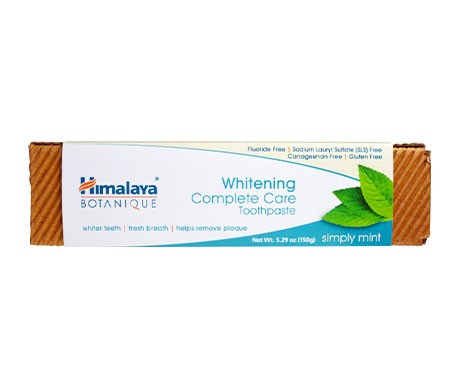 Himalaya Botanique dentífrico blanqueador 150g